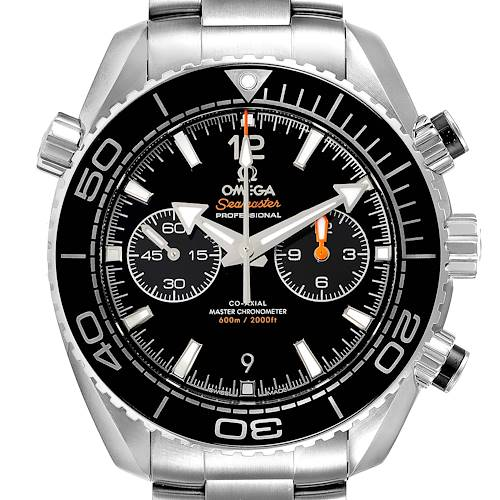 Photo of Omega Seamaster Planet Ocean 600M Watch 215.30.46.51.01.001 Box Card