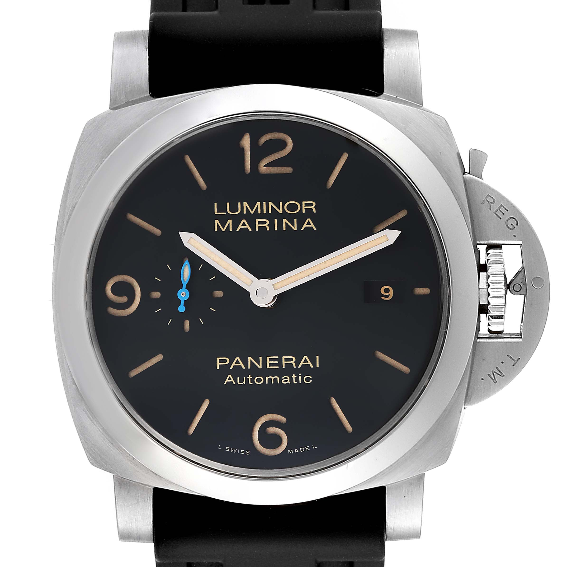 Panerai Luminor Marina 1950 3 Days Mens Watch PAM01312 Box Papers SwissWatchExpo