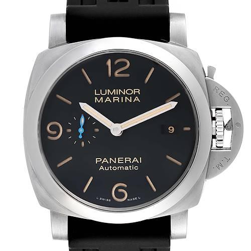 Photo of Panerai Luminor Marina 1950 3 Days Mens Watch PAM01312 Box Papers