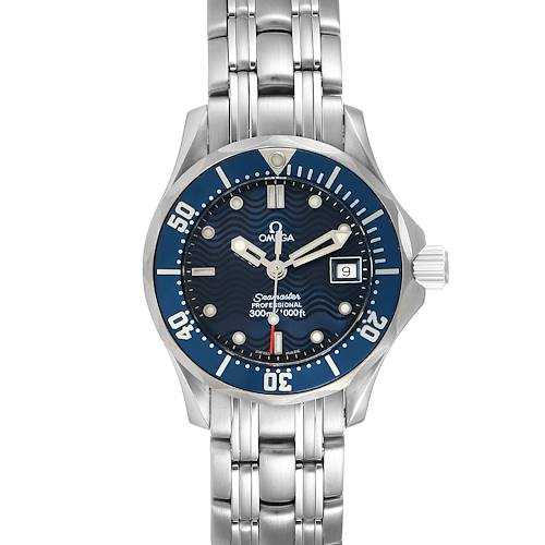 Photo of Omega Seamaster Diver 300M 28mm Steel Ladies Watch 2583.80.00