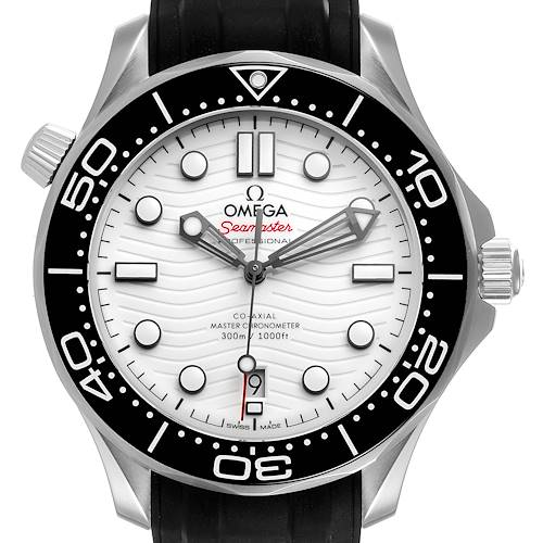 Photo of Omega Seamaster Co-Axial 42mm Mens Watch 210.32.42.20.04.001 Box Card