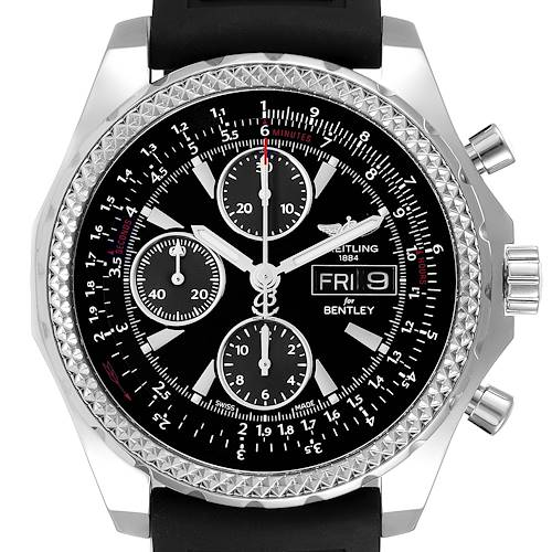 Photo of Breitling Bentley Motors GT Special Edition Mens Watch A13362 Box Papers