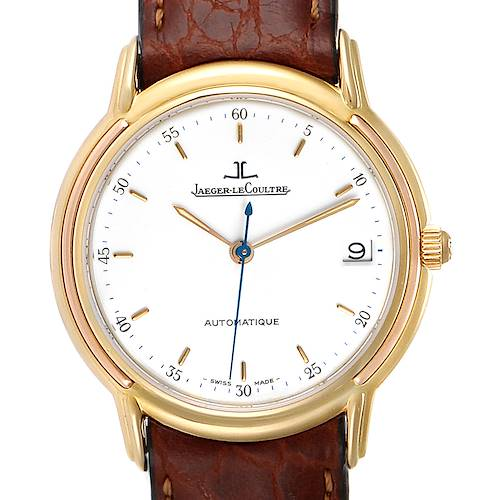 Photo of Jaeger Lecoultre Odysseus Yellow Gold Mens Watch 165.7.89
