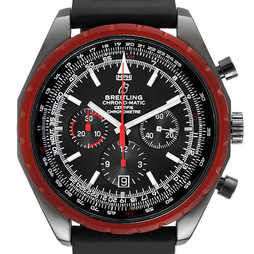 Photo of Breitling Navitimer Chrono-Matic Limited Edition Mens Watch M14360 Box Papers