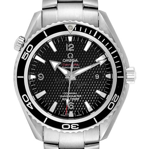Photo of Omega Seamaster Planet Ocean Quantum Solace LE Watch 222.30.46.20.01.001
