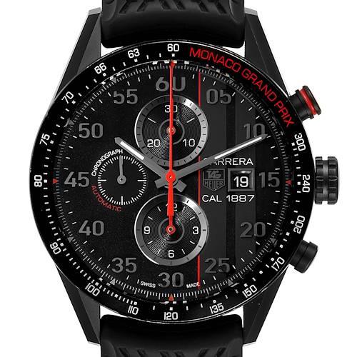 Photo of Tag Heuer Carrera Monaco Grand Prix Special Edition Watch CAR2A83 Unworn