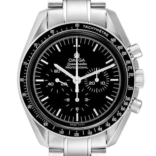 Photo of Omega Speedmaster Moonwatch Steel Watch 311.30.42.30.01.005 Box Card