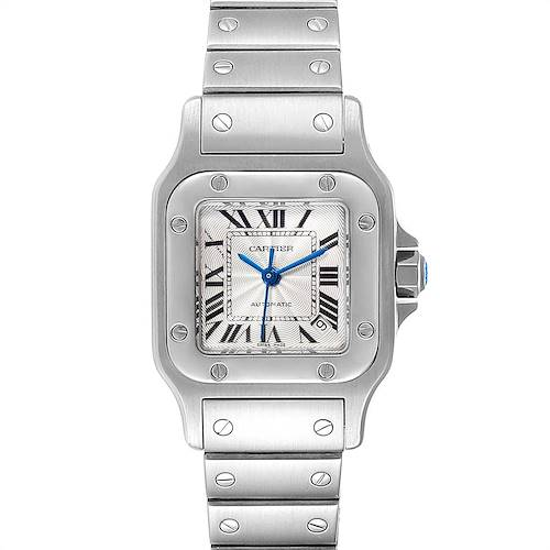 Photo of Cartier Santos Galbee Ladies Automatic Steel Ladies Watch W20044D6