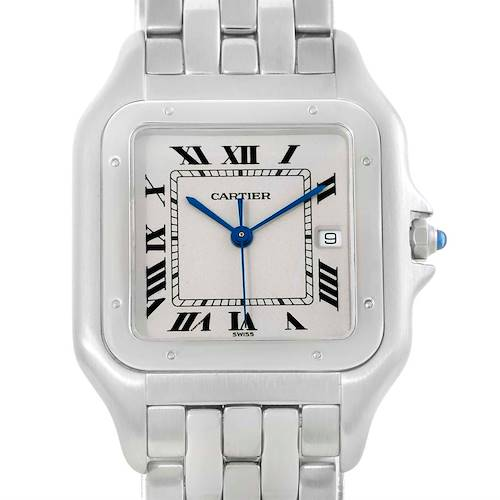 Photo of Cartier Panthere Jumbo Stainless Stainless Steel Unisex Watch W25032P5