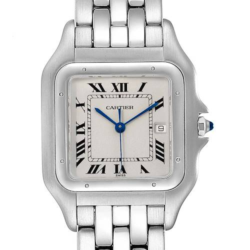 Photo of Cartier Panthere Jumbo Stainless Steel Unisex Watch W25032P5