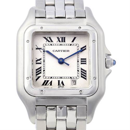 Photo of Cartier Panthere Large Ss Watch W25054p5 Watch