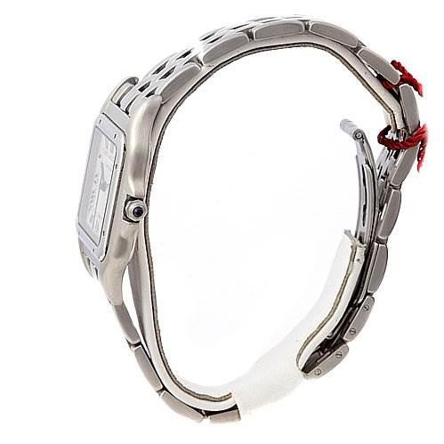 Cartier Panthere Jumbo Stainless Steel Watch SwissWatchExpo