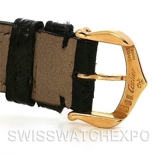 Cartier  Panthere Jumbo 18K Yellow Gold Watch Unworn NOS SwissWatchExpo