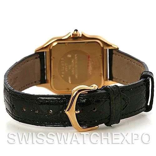 2617 Cartier  Panthere Jumbo 18K Yellow Gold Watch Unworn NOS SwissWatchExpo