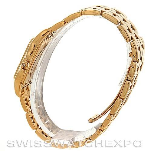 2923 Cartier Panthere X-Large 18K Yellow Gold Diamond Watch SwissWatchExpo