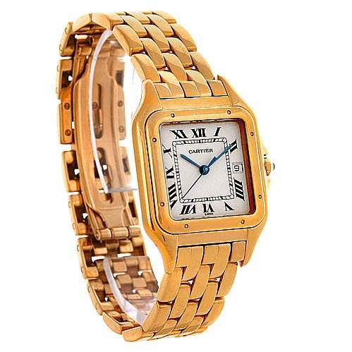 2992 Cartier Panthere X-Large 18k Yellow Gold Watch SwissWatchExpo