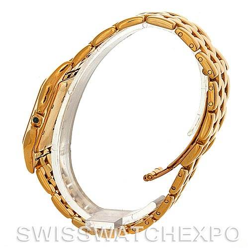 4306 Cartier Panthere X-Large 18k Yellow Gold Watch W25014B9 SwissWatchExpo