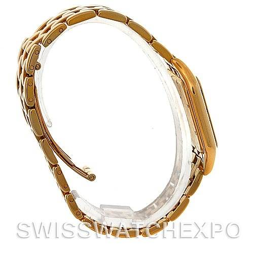 4463 Cartier Panthere X-Large 18k Yellow Gold Watch W25014B9 SwissWatchExpo