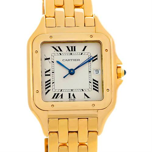 Photo of Cartier Panthere X-Large 18k Yellow Gold Watch W25014B9
