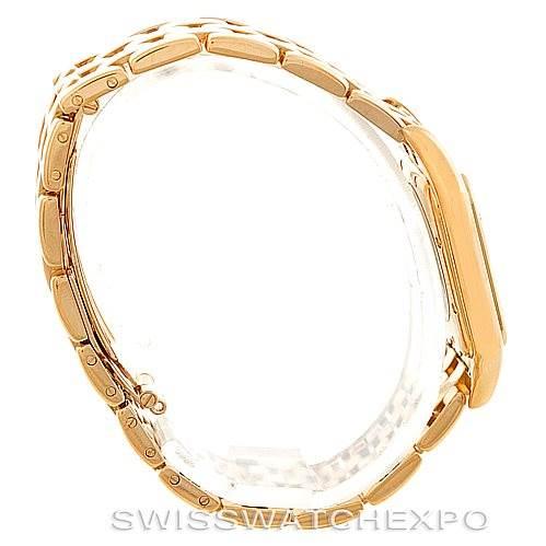 6254 Cartier Panthere XL 18k Yellow Gold Watch W25014B9 SwissWatchExpo