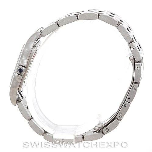 6292 Cartier Panthere Large Stainless Steel Watch W25054P5 SwissWatchExpo