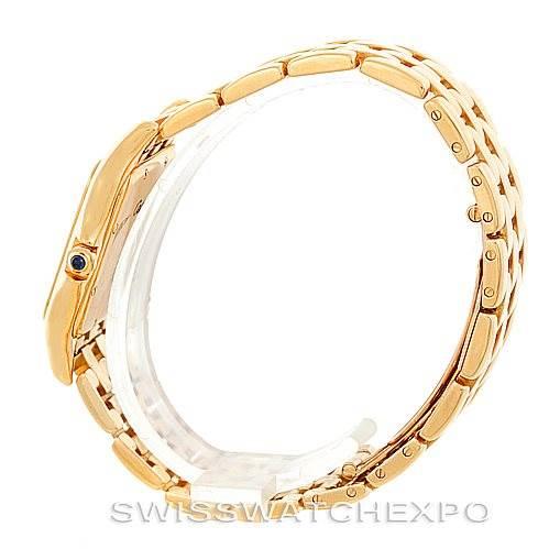 6464 Cartier Panthere XL 18K Yellow Gold Watch W25014B9 SwissWatchExpo