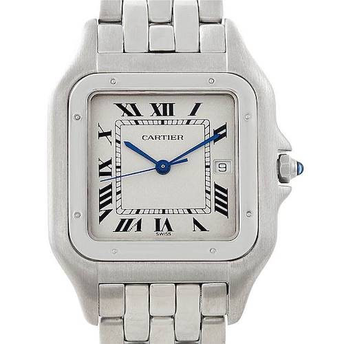 Photo of Cartier Panthere Jumbo Stainless Steel Watch W25032P5