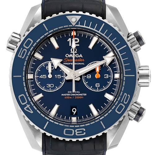 Photo of Omega Seamaster Planet Ocean 600m Co-Axial Watch 215.33.46.51.03.001