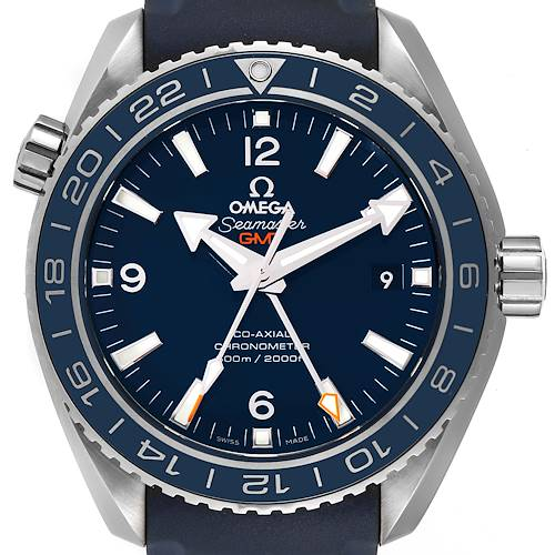 Photo of Omega Seamaster Planet Ocean GMT 600m Watch 232.92.44.22.03.001