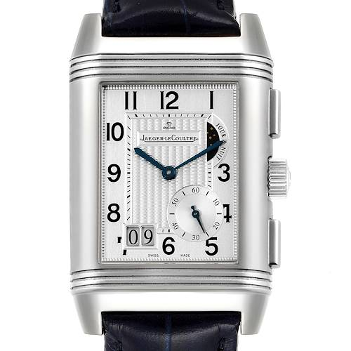 Photo of Jaeger LeCoultre Reverso Grande GMT Mens Watch 240.8.18 Q3028420