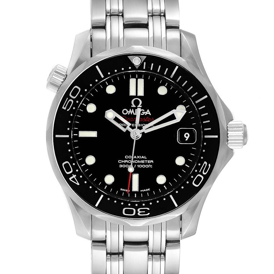 Omega Seamaster 300M Midsize Steel Mens Watch 212.30.36.20.01.002 SwissWatchExpo