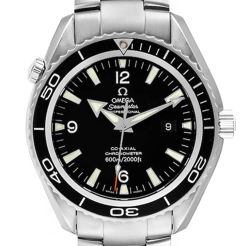 Photo of Omega Seamaster Planet Ocean XL Co-Axial Mens Watch 2200.50.00