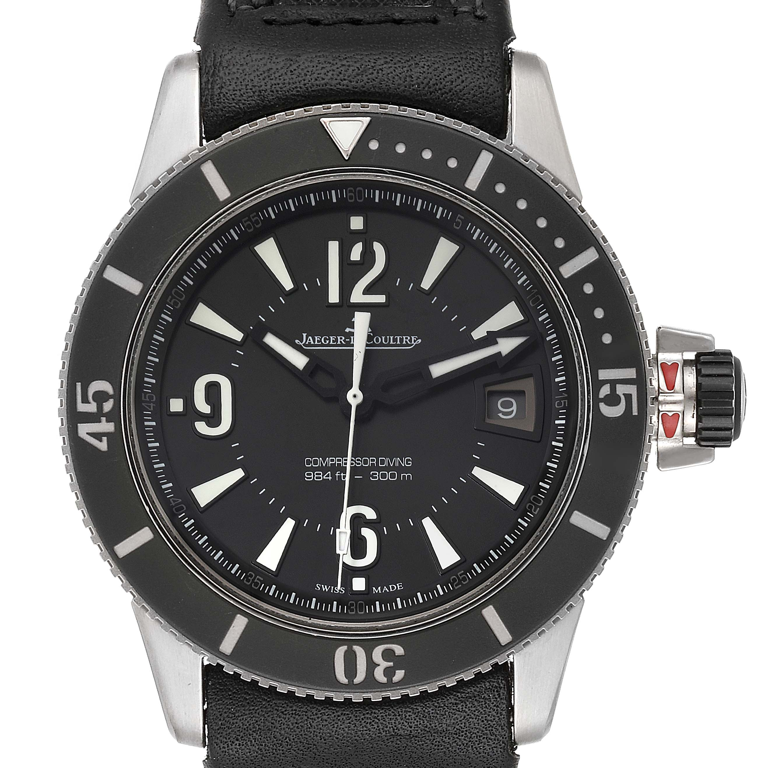 Photo of Jaeger Lecoultre Master Navy Seals Diving LE Watch 162.8.37 Q2018770
