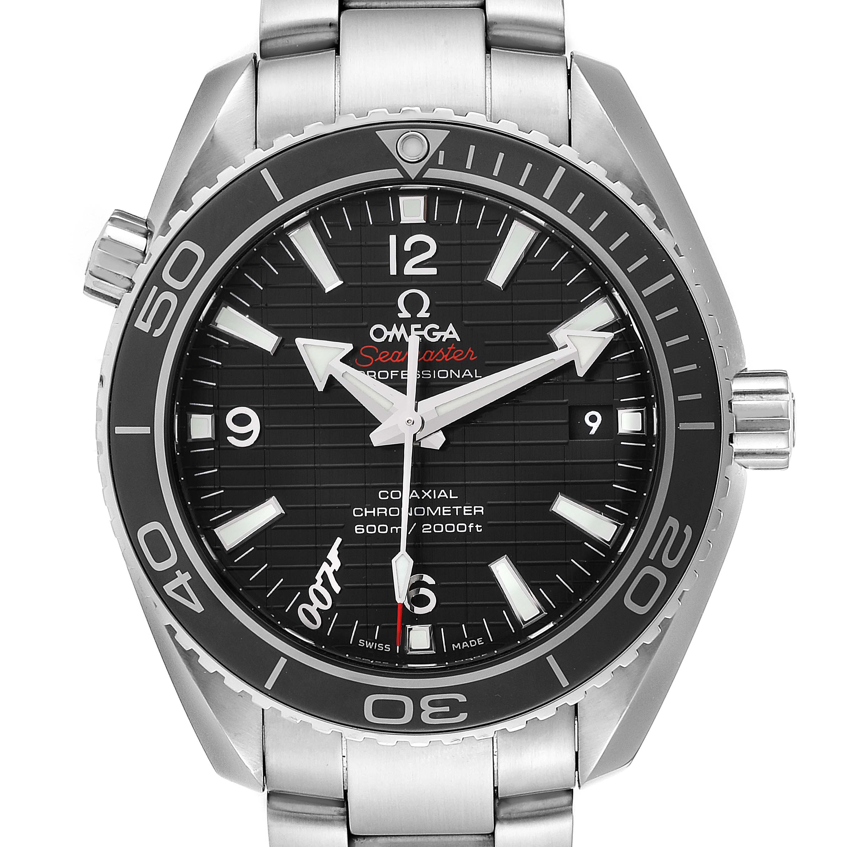 Photo of Omega Seamaster Planet Ocean Skyfall 007 LE Watch 232.30.42.21.01.004