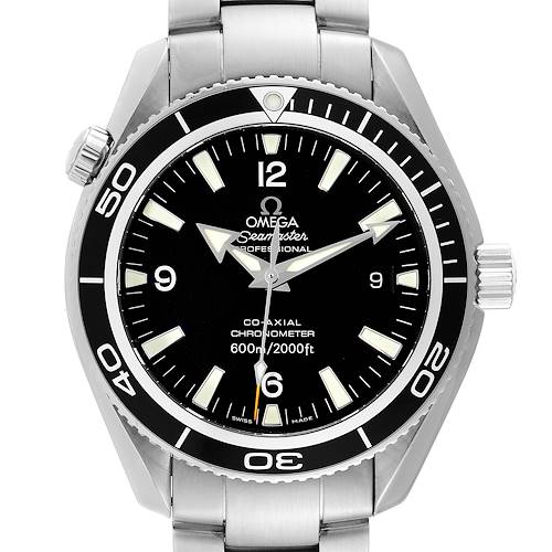 Photo of Omega Seamaster Planet Ocean 42 Co-Axial Mens Watch 2201.50.00 Card