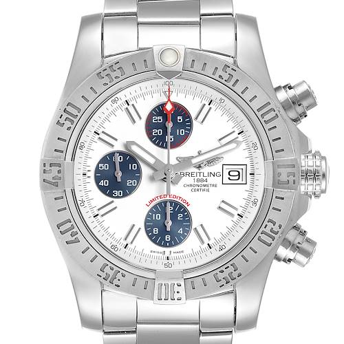 Photo of Breitling Aeromarine Super Avenger Mens Watch A13381