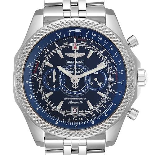 Photo of Breitling Bentley Supersports Limited Edition Watch A26364 Box Papers