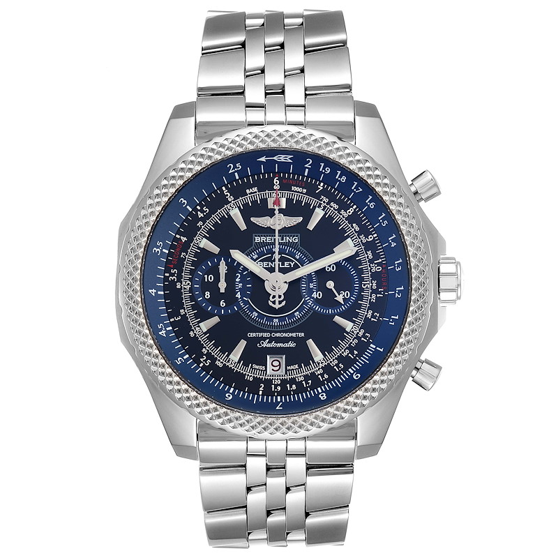 Breitling Bentley Supersports Limited Edition Watch A26364 Box Papers SwissWatchExpo