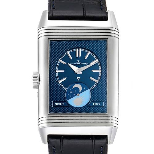 Photo of Jaeger LeCoultre Reverso Tribute Moon Watch 216.8.D3 Q3958420 Unworn