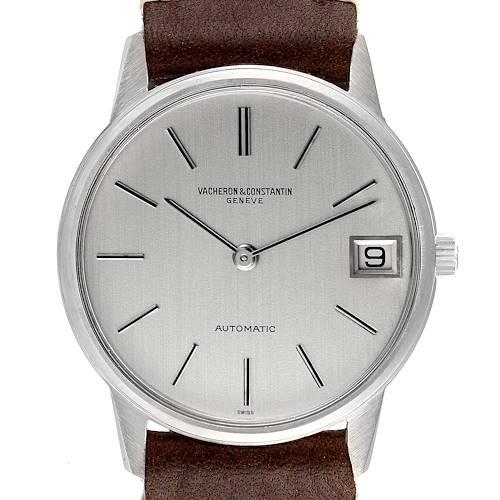 Photo of Vacheron Constantin Patrimony Steel Automatic Vintage Mens Watch 7592