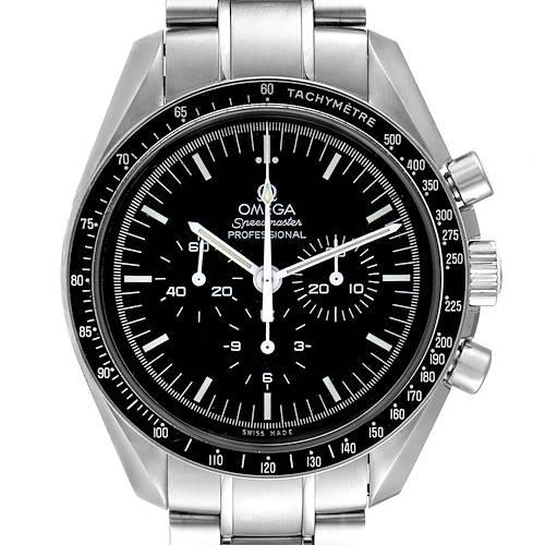Photo of Omega Speedmaster Moonwatch Steel Watch 311.30.42.30.01.005 Unworn