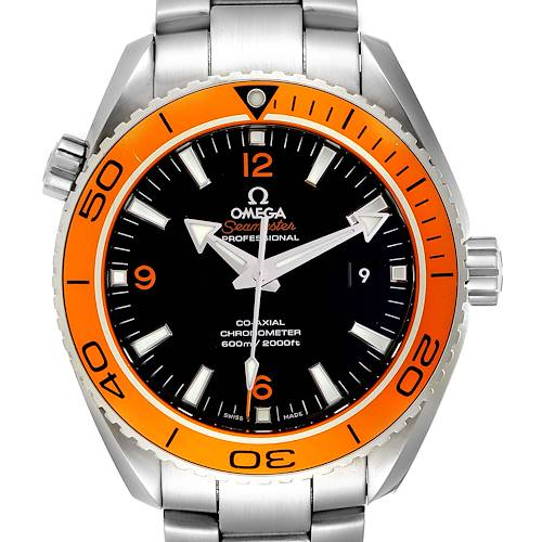 Photo of Omega Seamaster Planet Ocean 45 mm Watch 232.30.46.21.01.002 Box Card