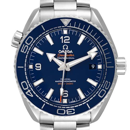 Photo of NOT FOR SALE Omega Seamaster Planet Ocean Mens Watch 215.30.44.21.03.001 Box Card PARTIAL PAYMENT