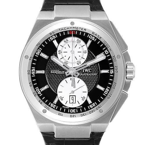 Photo of IWC Big Ingenieur Chronograph Automatic Mens Watch IW378401 Unworn
