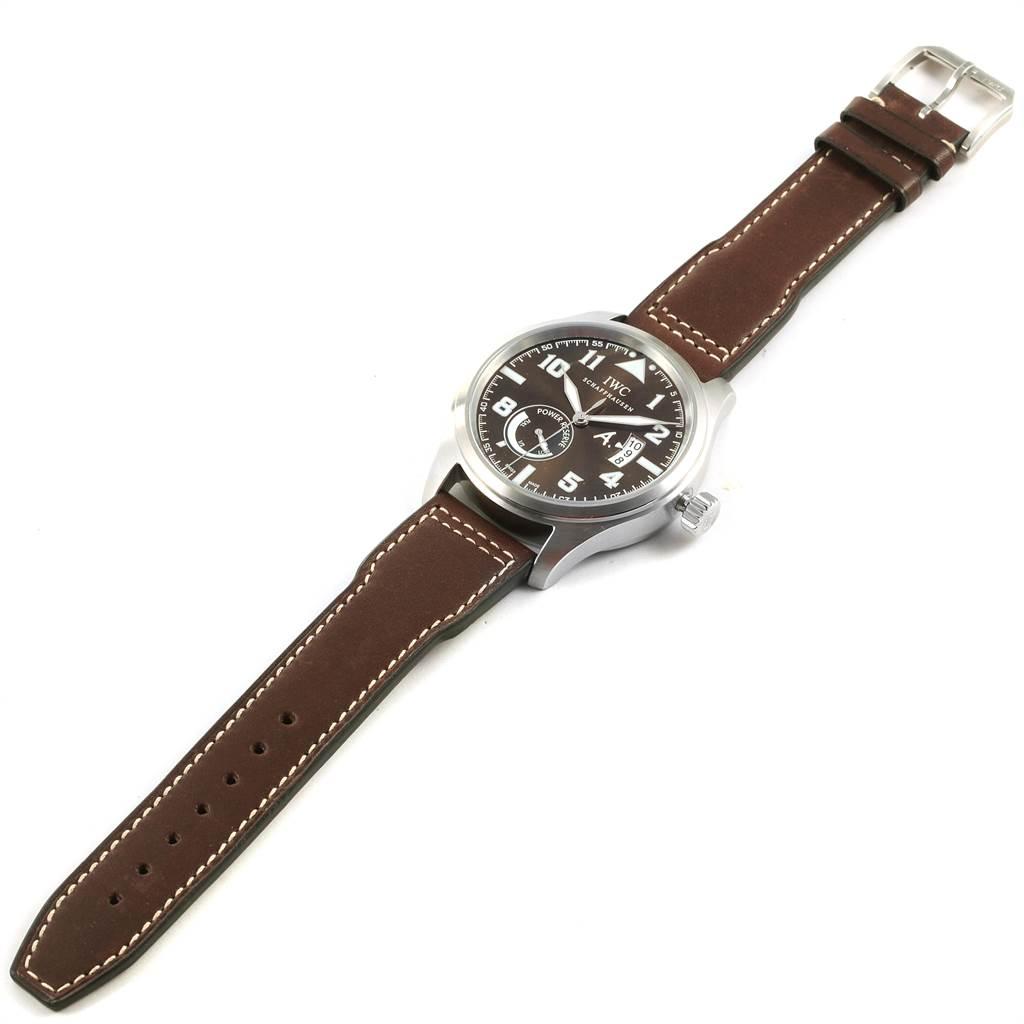 IWC Pilot Saint Exupery 44 Limited Edition Mens Watch IW320104 Unworn SwissWatchExpo