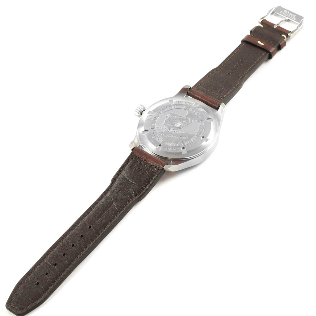 22504 IWC Pilot Saint Exupery 44 Limited Edition Mens Watch IW320104 Unworn SwissWatchExpo