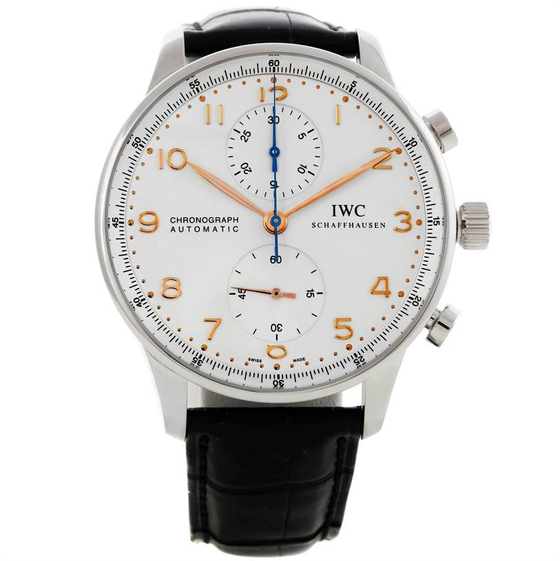 iwc portuguese watches