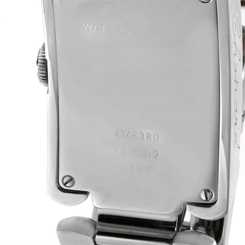 9983 Chopard La Strada Stainless Steel Womens Watch 41-8380 SwissWatchExpo