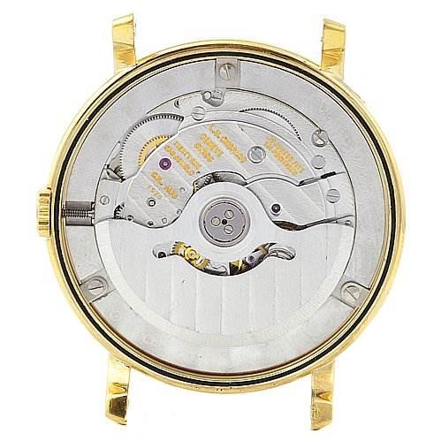 2050 Chopard Les Classique Luc Homme 18k Yellow Gold 16/1223 SwissWatchExpo