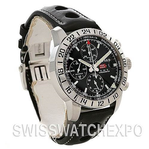Chopard Mille Miglia Gmt Steel Watch 168992-3001 SwissWatchExpo